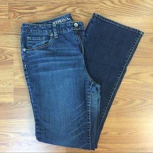 Merona Curvy Boot Cut Jeans